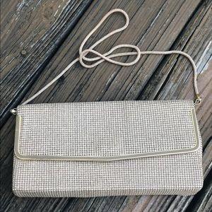 Vtg Glomesh Metal Mesh Purse Handbag Bag Australia